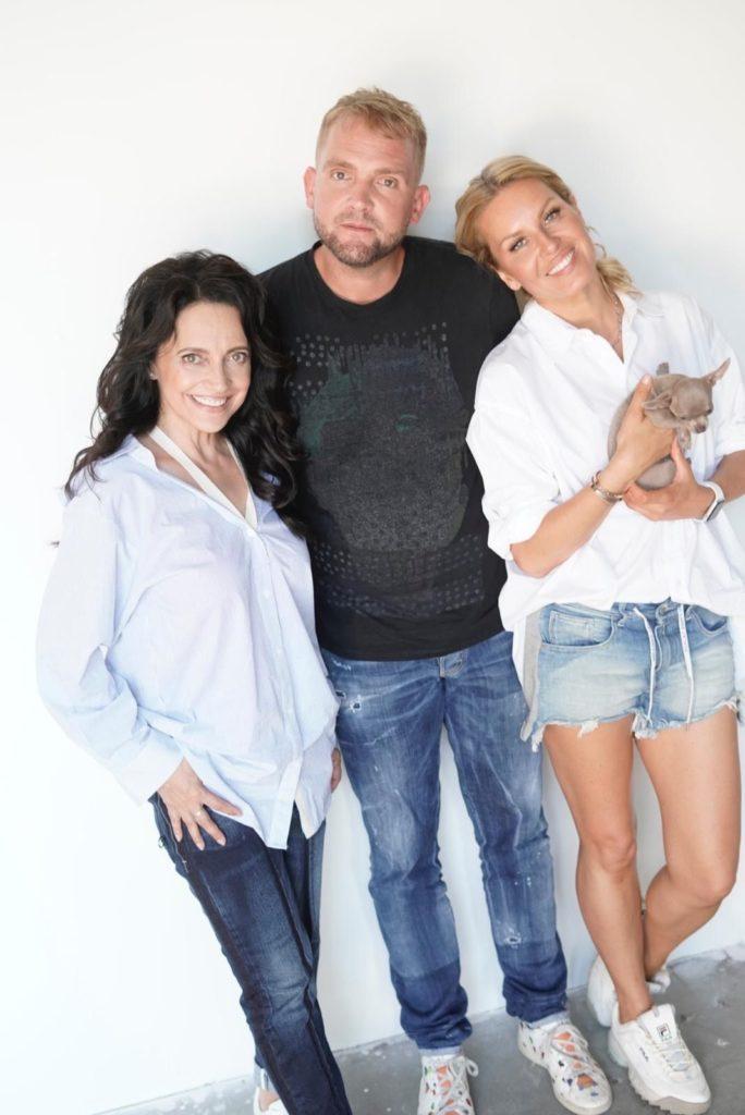 Lucie Bílá, Simona Krainová aLibor Bouček podporují Women for Women