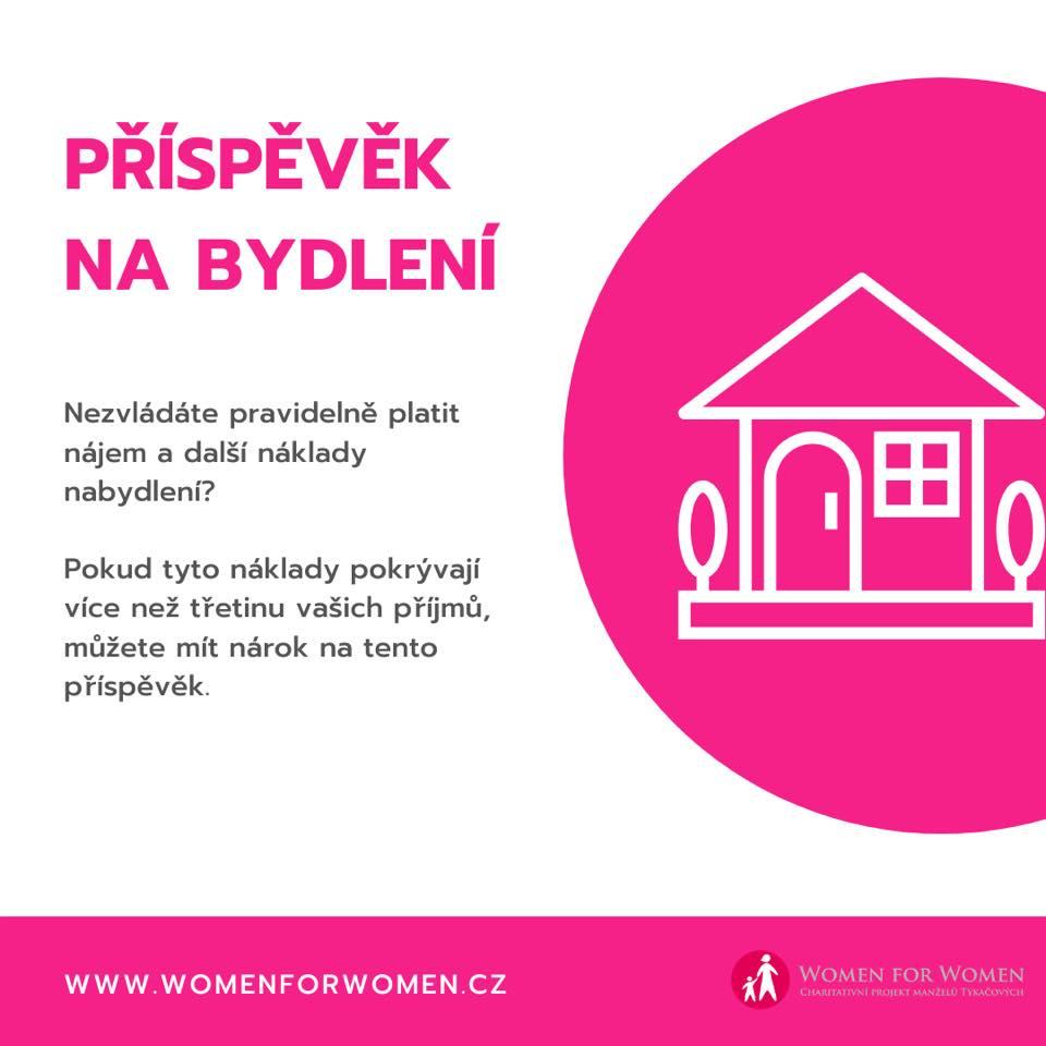 Dávky apodpory pro samoživitelky women for women